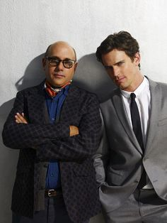 neal and moz (white collar)