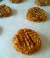 Gluten Free Peanut Butter Cookies Made With Xylitol Recipe | Darla's Cake Blog