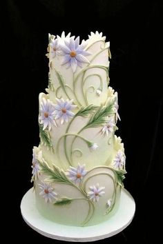 Made by Mike's Amazing Cakes. Cake Wrecks - Home Cool Wedding Cakes, Beautiful Wedding Cakes, Gorgeous Cakes, Pretty Cakes, Cute Cakes, Amazing Cakes, Magical Wedding, Unique Cakes, Creative Cakes