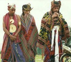 Tata Mai Lau ★ Maubere people. East Timor.