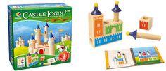 défi math maternelle Castle Logix SmartGames Le tout petit roi