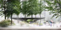 Milan Expo 2015: Austrian Pavilion by terrain: architecture
