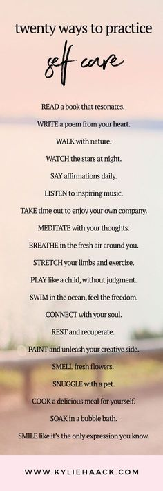 your free copy of twenty ways to practice self care! self care, self lo. Change Your Life, Live Your Life, Self Development, Personal Development, Ayurveda Massage, Loose Weight In A Week, Affirmations, Self Care Routine, Best Self