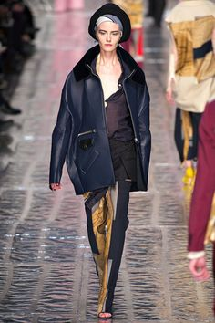 Acne Studios Fall 2013 from style.com