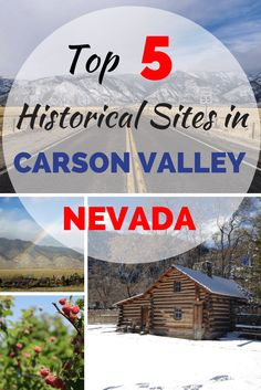 Do you love to travel and visit historical sites?  Carson Valley, Nevada is a prime location for both endeavors. Located only 45 minutes south of Reno and 12 miles east of South Lake Tahoe, Carson Valley is no ordinarly place to visit.  In addition to offering prestine mountain top views, charming restaurants, and legendary adventures for ages, the valley is home to more than ten historical sites and places of interest and to explore. #myCV (ad)