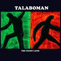 Talaboman - The Night Land Vinyl 2LP March 24 2017 Pre-order