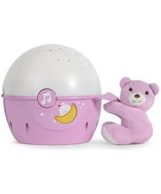 Chicco Next 2 Stars Projector - Pink.