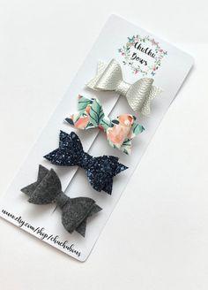 20pcs gros-grain Ribbon Flowers BOWS mariage Appliques Supply À faire soi-même Craft U pick