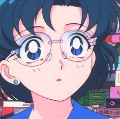 💧💙Sailor Mercury💙💧 Sailor Moon Manga, Sailor Moon Art, Sailor Moon Crystal, Sailor Mercury, Sailor Moon Aesthetic, Aesthetic Anime, Picsart, Sailor Moon Wallpaper, Sailor Moon Character