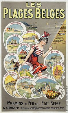 canned goods VINTAGE AD POSTER Georges Fay France 1899 24x36 RARE HOT