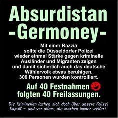 Absurdistan - Germoney - kriminelle Ausländer und Migranten