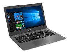 2016 Newest Acer Aspire One 14 Inch Cloudbook Premium Flagship Laptop (Intel Celeron Dual Core up to 2.16Ghz 2GB RAM 32GB eMMC Wifi Bluetooth 4.0 Windows 10 Home) (Certified Refurbished)