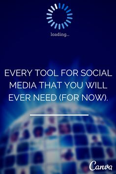 The Definitive Guide To Social Media Tools For Startups http://www.fastcompany.com/3029711/every-single-of-the-best-social-media-tools-for-startups