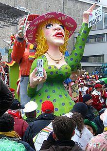 Karneval in #Köln
