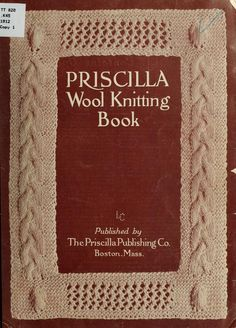 16bfd1d4f 18 Best Historic Knit and Crochet images