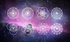 Download this amazing and beautiful set of Sacred Geometry vector illustrations to use in your own art and designs. For Adobe Illustrator or Photoshop users