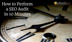 Website SEO audits can be done on the fly if you are using the right tools and know what to look for. By performing these quick SEO audits for leads or clients, you can justify why they need a custom SEO strategy to build their campaign and further the growth of their business. Learn how to do one in under 10 minutes:
