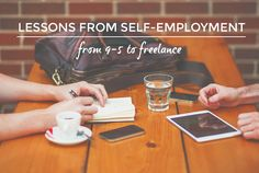 5 Lessons from Self-Employment — GS Creative