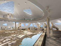 Delos Museum, 2016 - Jean-Pierre Heim & Associates