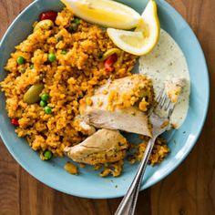 Arroz con Pollo (Rice with Chicken) | Cook