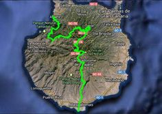Transgrancanaria 2014: Cinco carreras de montaña y 2.900 dorsales. (125k-84k-42k-30k-15k) Mapas y detalles nuevos recorridos.