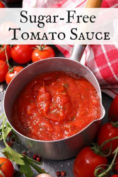 Sugar-Free-Tomato-Sauce a must try keto recipe for fast weight loss from BossDeals.Online