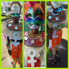 Costume école Joseph Ignace Guadeloupe 2015 by K _ G _ Design'S C.L.I.S Modèle fille et garçon