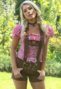 Did you know lederhosen could be this sexy?