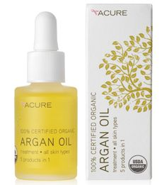 Been using this for a few weeks & like it so much better than the Josie Maran stuff.     Acure Organics - Organic Argan Oil - 1 oz