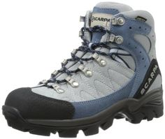 Scarpa Womens Kailash GTX WMN Hiking BootPewterJeans41 EU9 M US >>> Click image to review more details.(This is an Amazon affiliate link and I receive a commission for the sales)