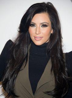 Kim Kardashian Hair & Makeup
