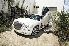 Modified Chrysler 300C