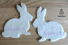 Excited to share this item from my shop: Sitting Rabbits Applique Patch Harris Tweed Winter White Wool Fabric. They Are Iron On Sew On Easter Embellishment Decoration Motifs Fabric Patch, Wool Fabric, Fleece Fabric, Harris Tweed Fabric, Appliance Covers, Scottish Gifts, Kids Curtains, Gifts For Mum, Winter White