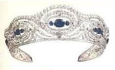 Königliche Juwelen: Saphire Diamant Parure Bourbon-Parma