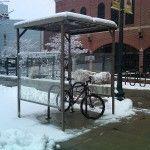 CycleSafe Cycleport Bike Shelter