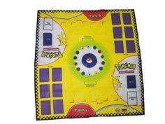 Collectible Trading Card Gameplay Accessories - Pokemon Trading Card Game 2player Playmat >>> To view further for this item, visit the image link.