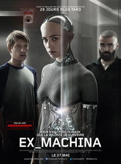 Ex Machina 2015 probably the best movie i've seen this year. IDG what people see in Mad Max