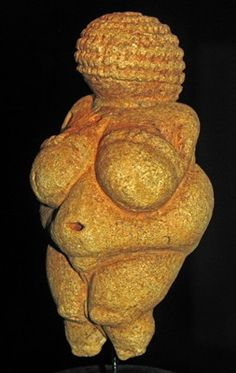 venus of willendorf Photos below by Don Hitchcock 2008  Source: Original in the Vienna Natural History Museum