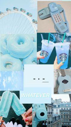 Cute Blue Wallpaper, Retro Wallpaper Iphone, Iphone Wallpaper Tumblr Aesthetic, Cute Patterns Wallpaper, Iphone Background Wallpaper, Aesthetic Pastel Wallpaper, Colorful Wallpaper, Galaxy Wallpaper, Aesthetic Wallpapers