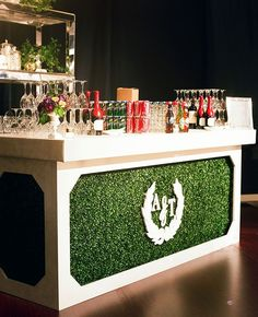AstroTurf bar design