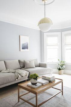 Home Tour: Warm Minimalism You Gotta See to Believe | Apartment 34 | Bloglovin'