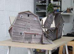 OFRA LAPID- broken houses