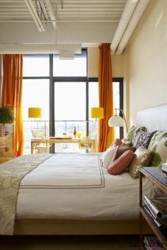 bedroom design by Sabrina Linn