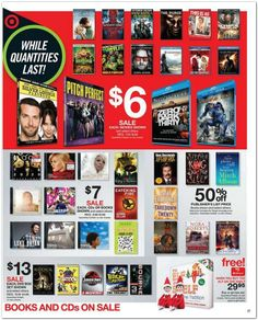 Target Black Friday 2013 Ad Page 17 Ad