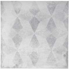 Vloertegel Terratinta Betonepoque 20x20x1,05 cm White Grey Claire 02 1ST