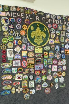 1000 Images About Vintage Scout Badges And Blankets On