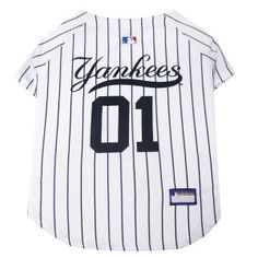 New York Yankees MLB Jersey | Clothes | PetSmart
