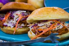 Try this delicious recipe for Juicy Pulled Pork Sandwiches! Tune into #homeandfamily weekdays at 10/9c on Hallmark Channel!
