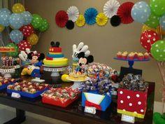 Festa turma do Mickey 6