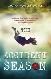 The Accident Season by Moira Fowley-Doyle in the Kids' Book Club at Eason